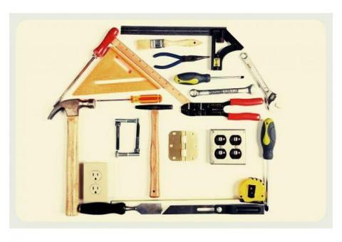 Mantenimiento y servicios generales al hogar