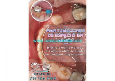 Atención dental a niños- costo de la consulta