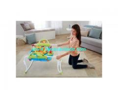 Jumperoo brincolin Fisher Price