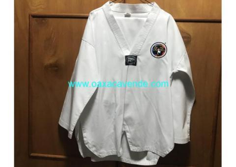 Traje de taekwondo