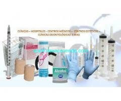 AMPLIAMOS SUS OPCIONES EN INSUMOS MEDICOS