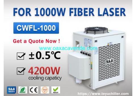 Enfriador de agua láser de fibra
