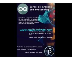 Curso de Arduino Con Processing
