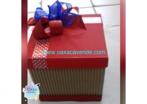 Cajas de corrugado en Oaxaca