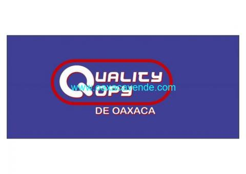 QUALITY COPY DE OAXACA