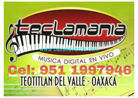 TECLAMANIA DIGITAL