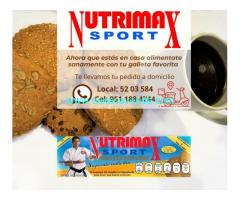 Galletas Integrales Nutrimax Sport