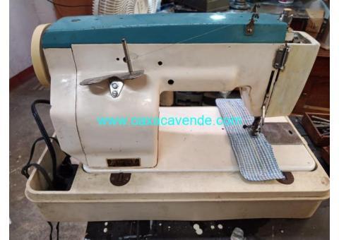 Maquinas de coser garantizadas con servicio reciente