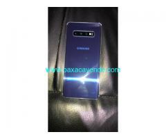 Samsung S10 Plus 128 Rom 8 Ram