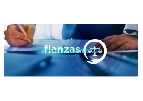 FIANZAS URGENTES - LIBERTY FIANZAS, FIANZAS DORAMA, FIANZAS ACERTA.