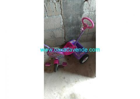 Triciclo Montable P/Niña