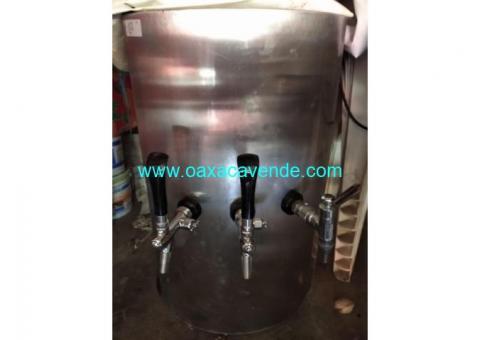 Máquina de barril