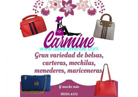 Bolsos Carmine