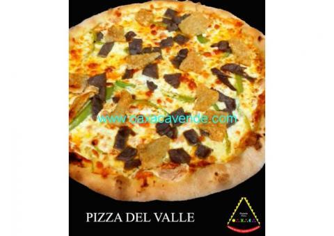 Pizzería Vitulus OAxaca