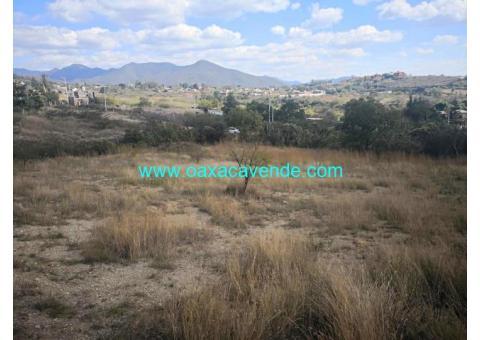 Terreno en Huayapam Poniente