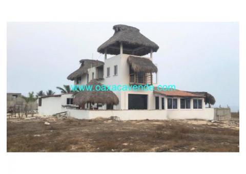 Hermosa Casa de Playa en Pto. Escondido