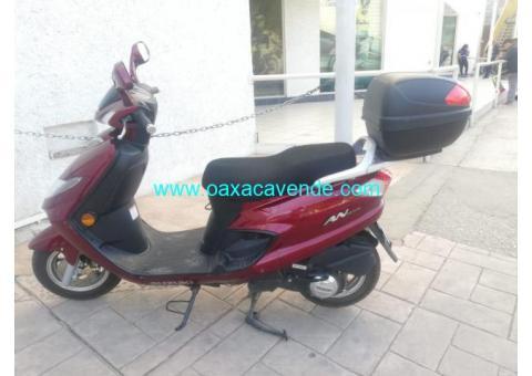 Vendo motoneta suzuki 2019