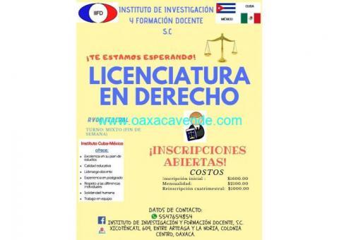 INSTITUTO DE INVESTIGACIÓN Y FORMACIÓN DOCENTE S.C