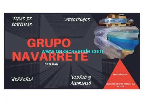 VENTA DE HERRERIA, ALUMINIO Y ARCOTECHOS