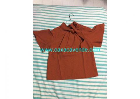 Remato blusa formal talla xs